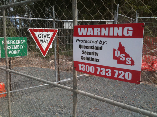 Site and plant security patrols